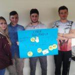 #BollailBullo – L'iniziativa dell'Istituto Alessandro Volta di Patti per contrastare il bullismo